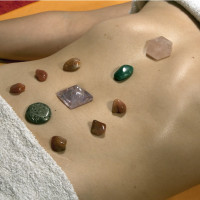 Massage 7 cristaux mandala